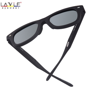 Image 2 - From RU 2018 LCD Sunglasses Polarized Sunglasses Men Adjustable Darkness with Liquid Crystal Lenses Original Design Magic