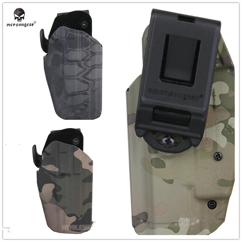 Tactical Hunting MCBK TYP MC Right Hand 579 Gls Pro-Fit Holster Paddle Duty WALTHER PPQ M2 9/40 Can Fit 1911 100 More Gun Type