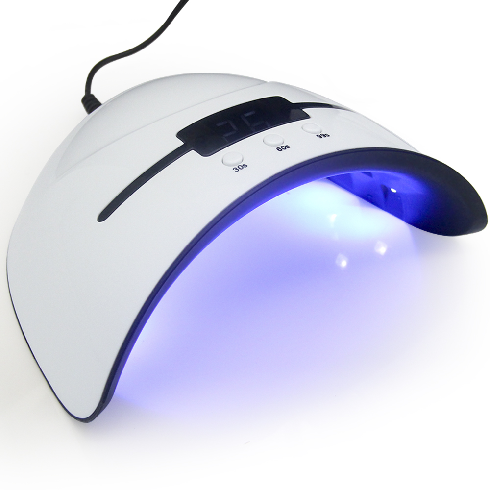 LKE 36W LED UV Nail Dryer Machine for Nail Polish Gel