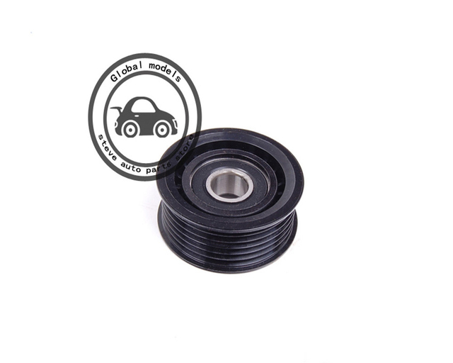 US $18 1 |Aliexpress com : Buy tension roller Drive Belt Idler Pulley for  Mercedes Benz W163 ML270 ML230 ML320 ML400 ML350 ML500 ML430 ML55 from