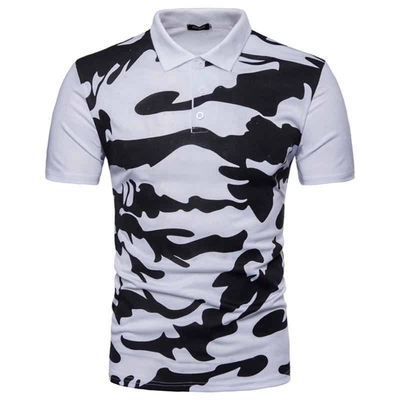 2018 Men Summer Camo Quick Dry Tactical   Polo   Shirts Casual Breathable Uniform Military   Polo   Shirts Short Sleeve   Polo   Pocket