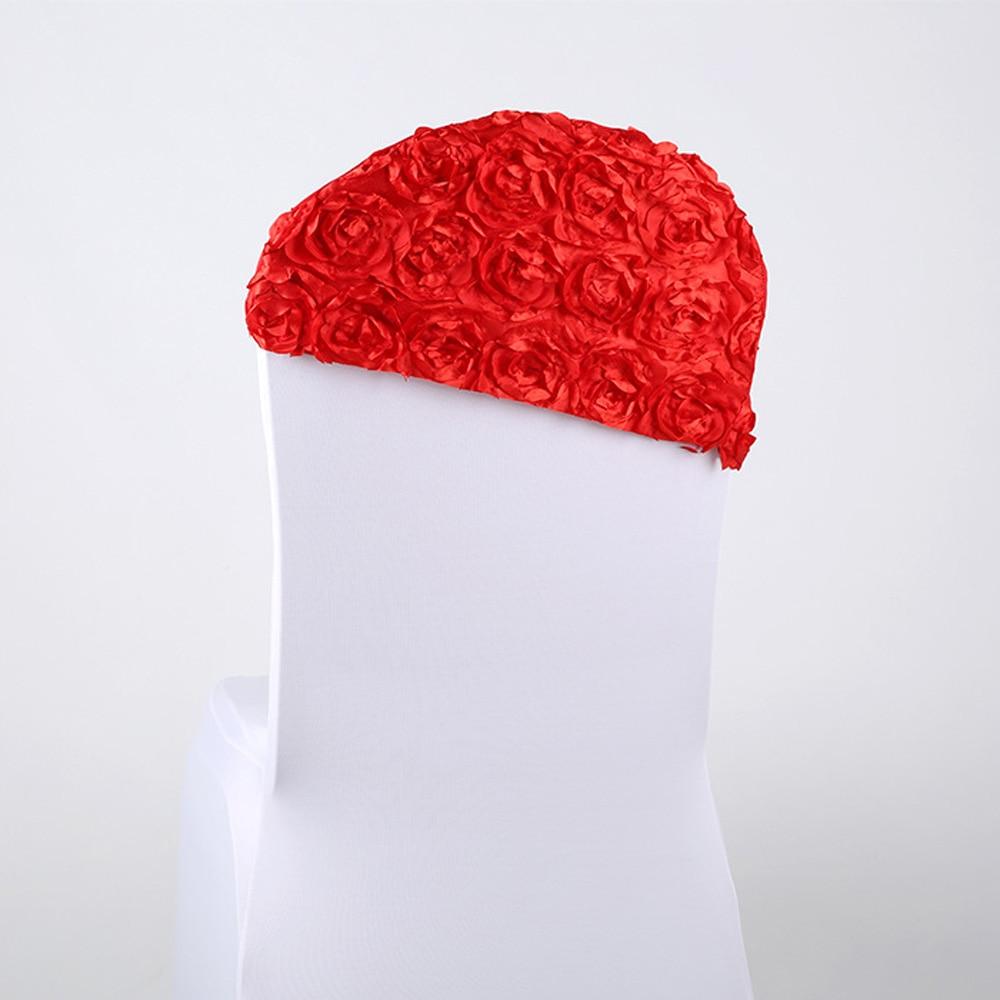 online shop 10pcs hotel restaurant decoration gold rose hat chair