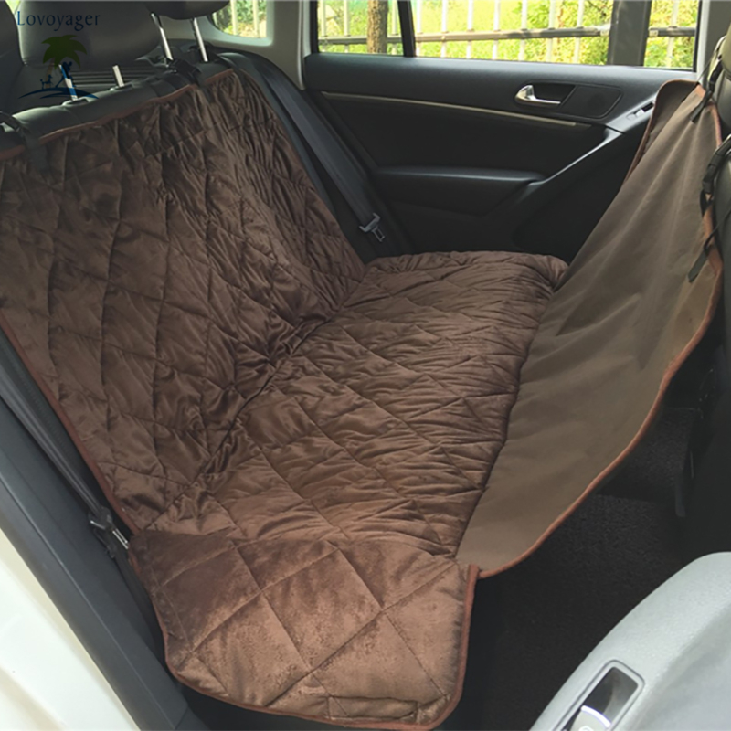 car pet seat covers waterproof back bench car interior seat covers mat for pets dog car seat. Black Bedroom Furniture Sets. Home Design Ideas