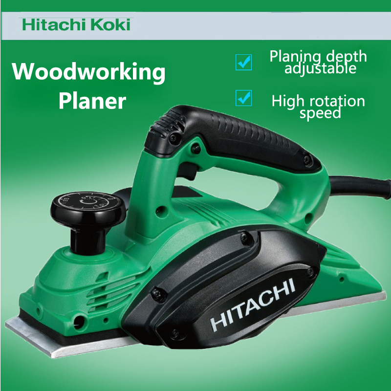 Japan HITACHI P20SB Woodworking planer P20ST Hand planing P20SF wooden hand pushes planer Planing 620W/580W/470W рубанок hitachi p20st