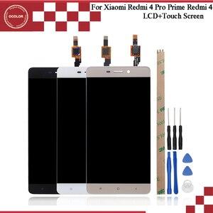 """Image 1 - Ocolor 5.0 """"Dành Cho Xiaomi Redmi 4 Điện Thoại Màn Hình LCD Bộ Số Hóa Màn Hình Cảm Ứng LCD + Dụng Cụ Cho Xiaomi Redmi 4 Pro Thủ Redmi 4"""
