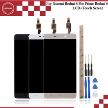 "Ocolor 5.0 ""עבור Xiaomi Redmi 4 טלפון LCD מסך תצוגת מגע Digitizer מסך LCD + כלים עבור Xiaomi Redmi 4 פרו ראש Redmi 4"
