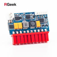 Realan 1109 DC ATX PSU 12V 120W Pico ATX Switch Pico PSU 24pin MINI ITX DC