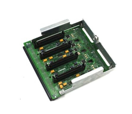SCSI Backplane Board For ML150G2 231128-001 Original 95% New Well Tested Working One Year Warranty qfn48 burn in socket qfn48 mlf48 ic test socket pitch 0 5mm clamshell chip size 7 7 flash adapter programming socket