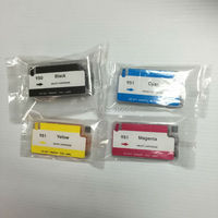 1set For HP950 HP951 Refillable Ink Cartridge For HP 950 HP 951 Full Ink For HP