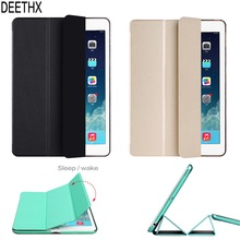 Купить с кэшбэком For Apple iPad 2 3 4 Sleeping Wakup Ultral Slim Color PU Leather Smart Cover shell For iPad case 2/3/4 hot sale