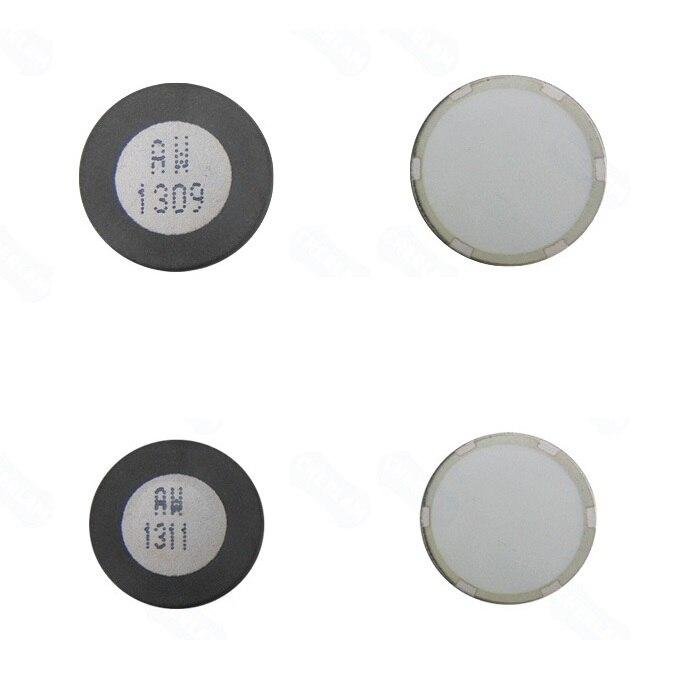 2 Pcs New 16mm Ultrasonic Mist Maker Fogger Ceramics Discs For Humidifier Parts NEW