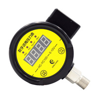 HC YC100 100MM Digital Remote Pressure Gauge Converter Constant Pressure Water Supply Transmitter Remote Control 0 10V