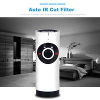 180 Degree Mini WiFi CCTV Security Camera HD 720P Surveillance Monitor Home Security IP Camera IR