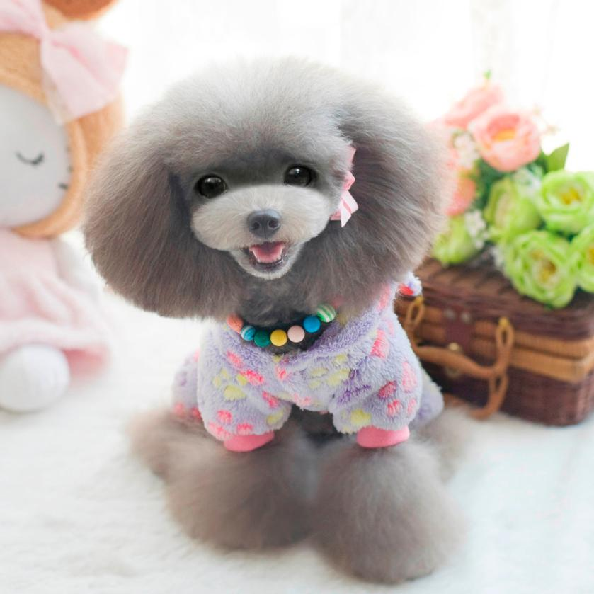 New Coming Pet Dog Warm Clothes Puppy Cat Shirt Winter Sweater Costume Jacket Coat Apparel Manteau Pour Chien Dog Clothes Winter