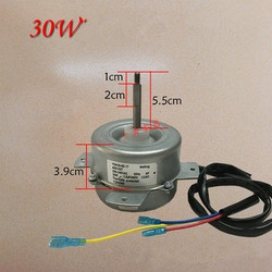 Air conditioner motor outdoor fan motor Suitable for Panasonic YDK28-6D-8  YDK30-6E-17 A951527