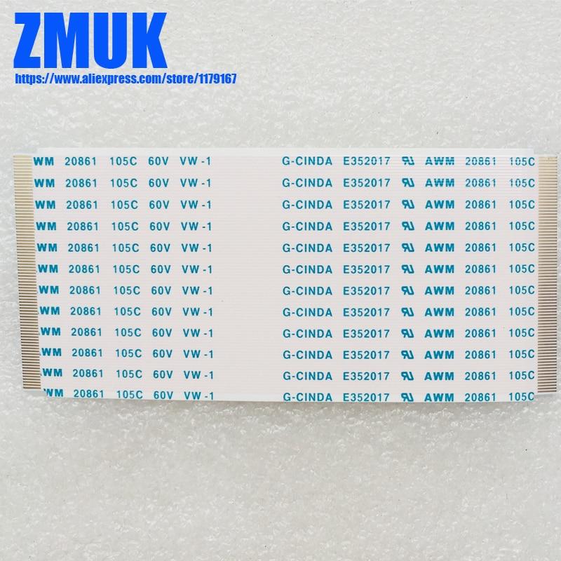 100MM Length E352017 AWM 20706 20861 105C 60V Ribbon Cable