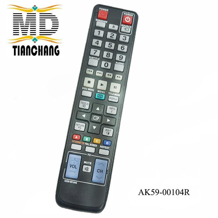 Free Shipping Remote Control for AK59 00104R font b BLU RAY b font DVD font b
