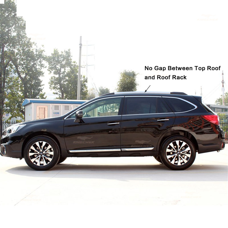 Fit For SUBARU OUTBACK 2015 2016 Baggage Luggage Roof Rack Rail Cross Bar  Crossbar In Roof Racks U0026 Boxes From Automobiles U0026 Motorcycles On  Aliexpress.com ...