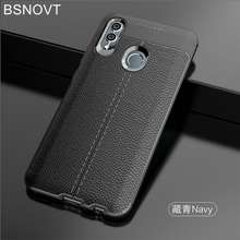 For Huawei P Smart 2019 Case Soft Silicone Leather Z Cover / Y9 Prime BSNOVT