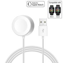 ATORCH Wireless Charger For Apple Watch Magnetic Wireless Charging Pad For Apple Watch 2 3 Compatible 38mm & 42mm Apple Watch цена в Москве и Питере