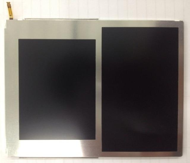 شاشات lcd الأصلية الجديدة لشاشات الكريستال السائل 2ds لديها واقي للشاشة dot +