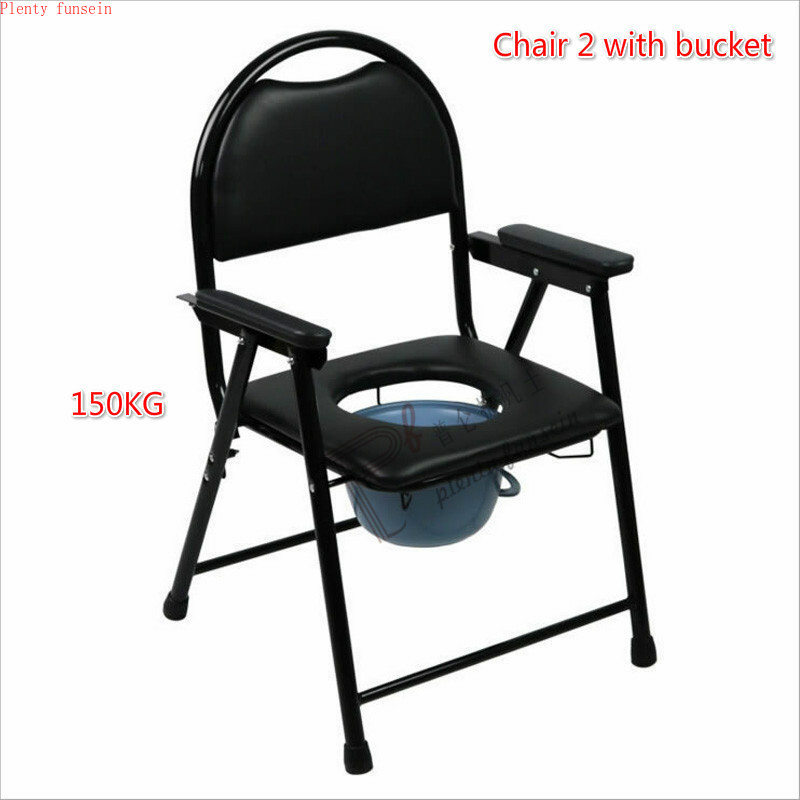 4 kinds Multifunctional movable Bathroom Chair Anti-skid strip Toilet pregenant women patients medical multi-layered Fold stool