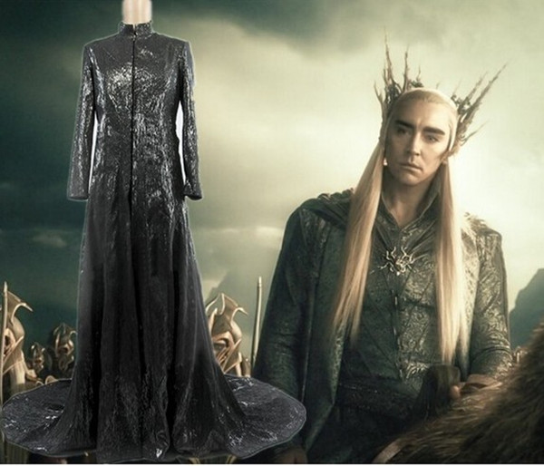 The Hobbit Thranduil cosplay costume customize any size