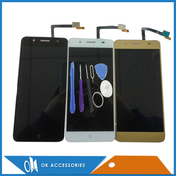 Black White Gold Color For ZTE A610 Plus A2 Plus BV0730 LCD Display+Touch Screen Digitizer High Quality With Tools Tape 1PC/LotBlack White Gold Color For ZTE A610 Plus A2 Plus BV0730 LCD Display+Touch Screen Digitizer High Quality With Tools Tape 1PC/Lot