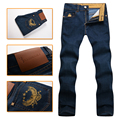 Billionaire italian couture jean men's 2016 popular 100%cotton comfort handsome excellent fabric embroidered free shipping
