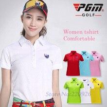 Golf women clothing polo shirt brands 2015 high quality golf shirts short sleeve red soft ladiesdry fit Golf shirts XXL