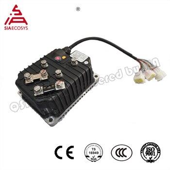 KLS4840D,24V-48V,350A,SINUSOIDAL BRUSHLESS MOTOR CONTROLLER for BLDC in wheel hub motor