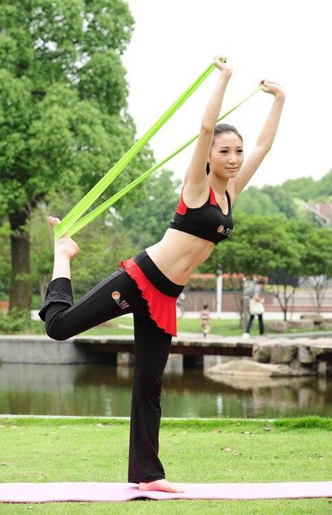 Bandas elásticas de fitness Entrenamiento físico Resistencia al - Fitness y culturismo - foto 2