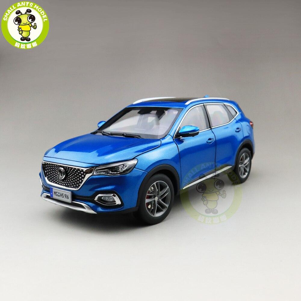 1/18 SAIC MG HS SUV métal moulé sous pression voiture SUV jouets enfants garçon fille cadeau