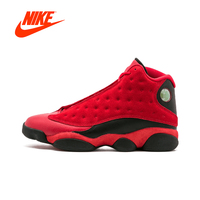 Original New Arrival Authentic Air Jordan 13 Retro SNGL DY Single's Day 888164 601 Mens Basketball Shoes Sneakers Breathable