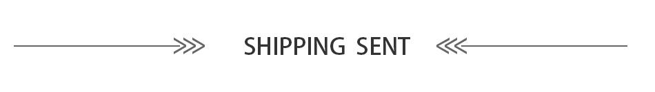 SHIPPING SENT
