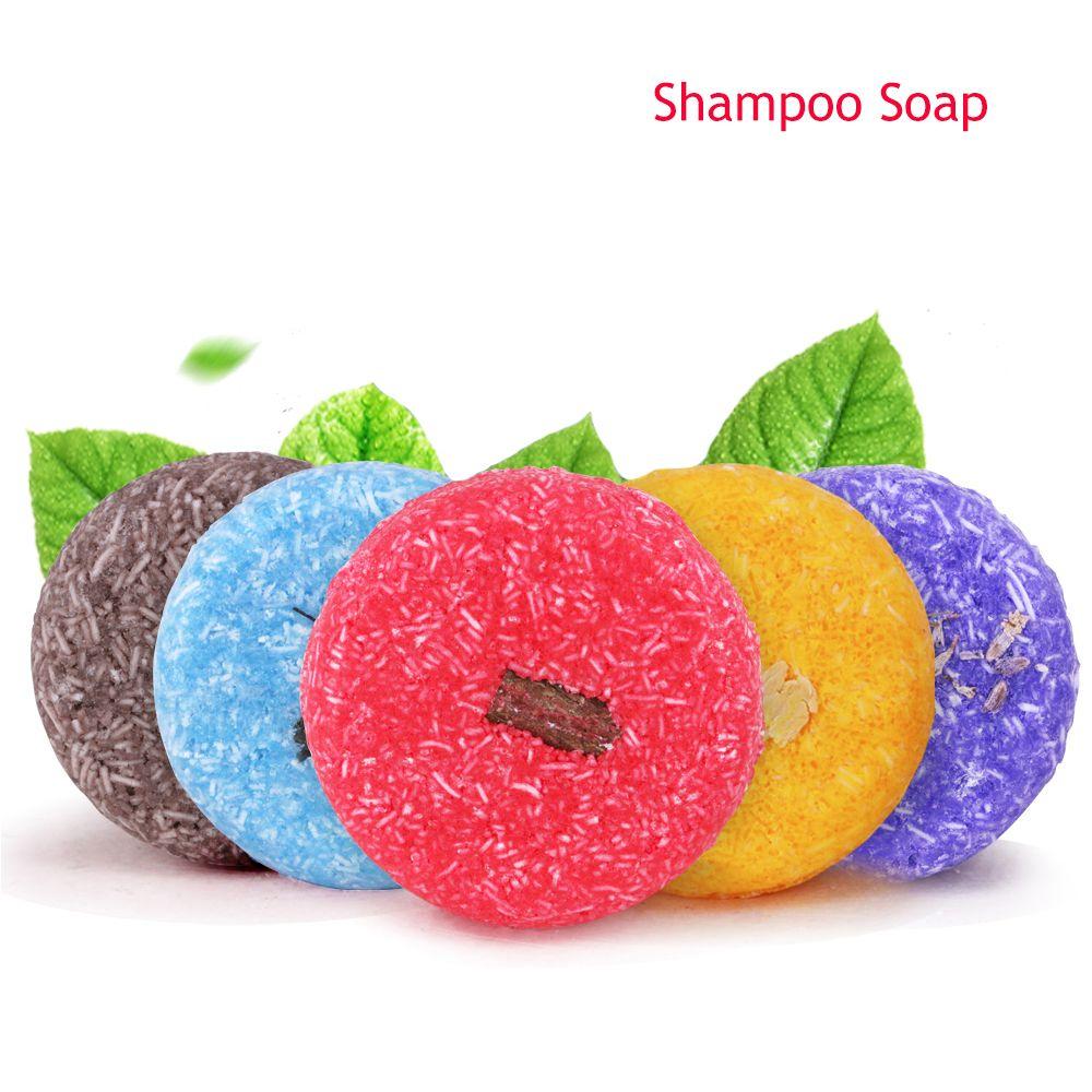Fashion Handmade New Fragrance Shampoo Bar Soap Hair Growth Nourishing Natural Handmade Herbal Hair Care Deep Nourish