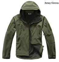 TAD V 4 0 Men Lurker Shark Skin Soft Shell Camping Waterproof Windproof Jacket Tactical Sports