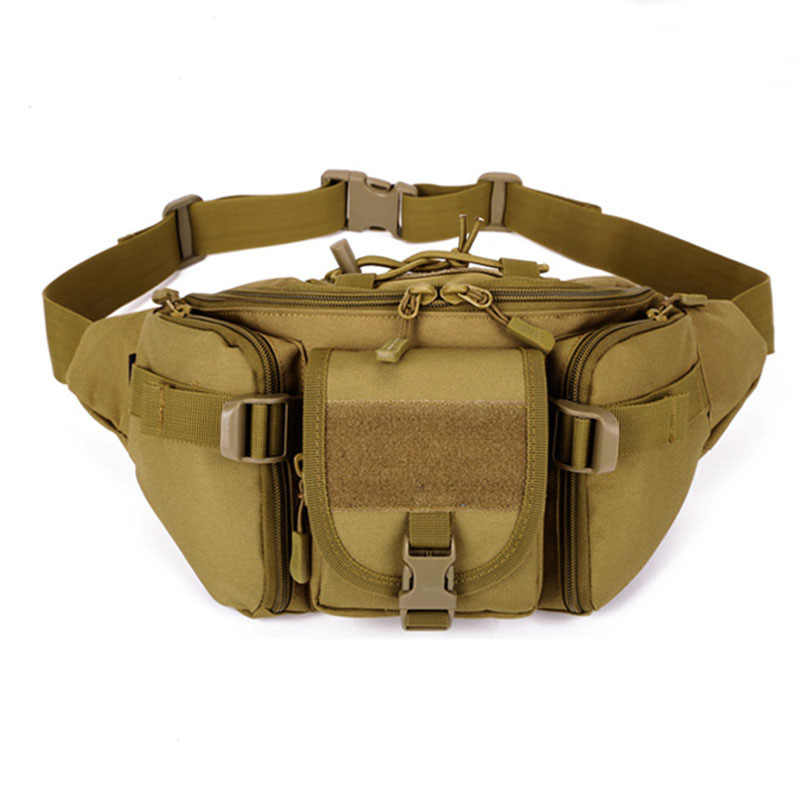 MAGCOMSEN рюкзак мужской 1000D нейлон Рюкзаки Мужская Военная, Армейская, камуфляжная Водонепроницаемая нагрудная Сумка Поясная Сумка Молл система AG-SHZ-01