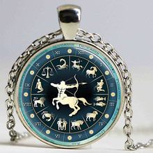 Zodiac Aries Pendant Astrological Sign The  Jewelry Aries Astrological Symbol statement necklace 2015 free HZ1