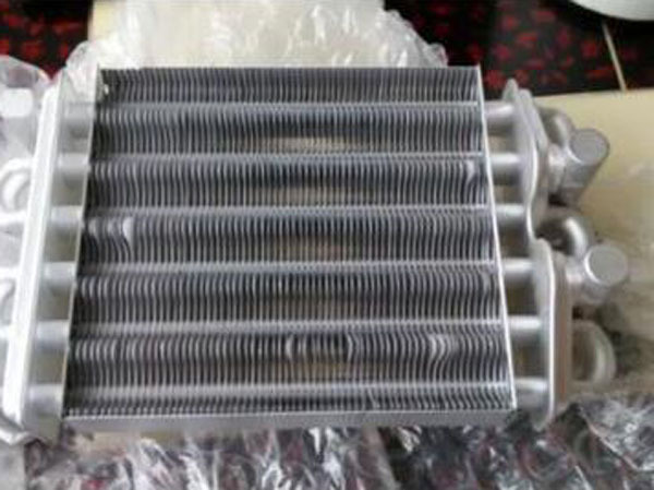 Boiler heat exchanger Length 200MM, Double pipe heat exchanger ...