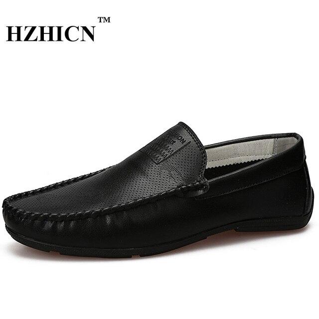 Chaussures Homme Meilleure Qualité Mode Style Doux Mocassins Confortable Chaussures Appartements Gommino Chaussures De Conduite hReSC8xK