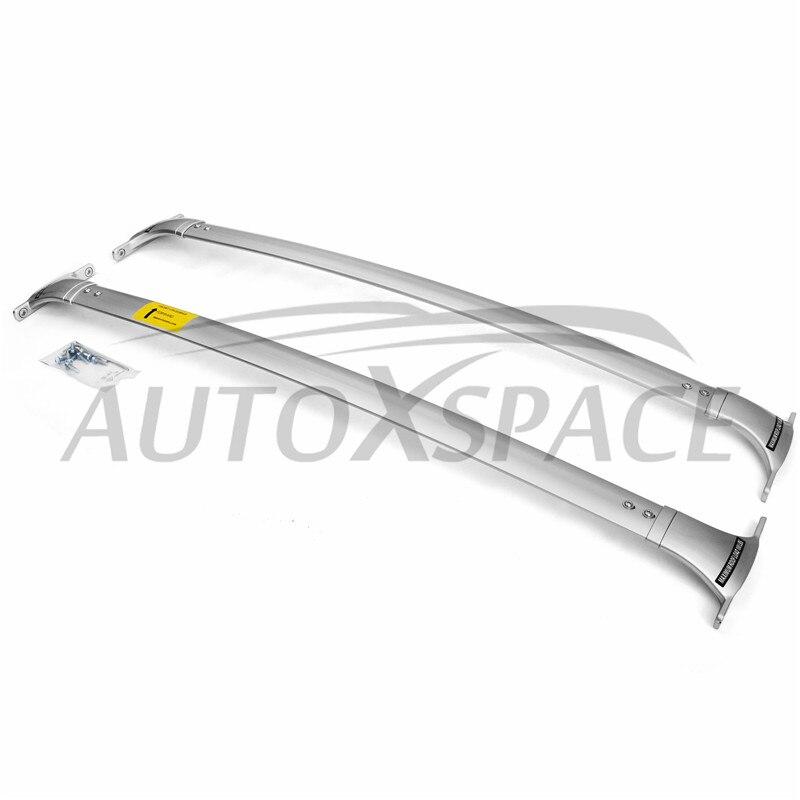 Cross Bar for Infiniti QX50 EX35 2010-2017 Roof Rail Rack Aluminum Luggage
