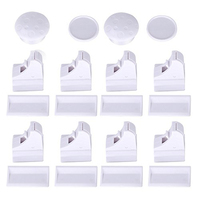 FABE Magnetic Cupboard Locks For Baby Safety Child Proofing 8 Locks 2 Key