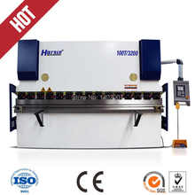 40 tons CE Standard 2 meter Hydraulic CNC Sheet Bending Machine DA41 System plate bender