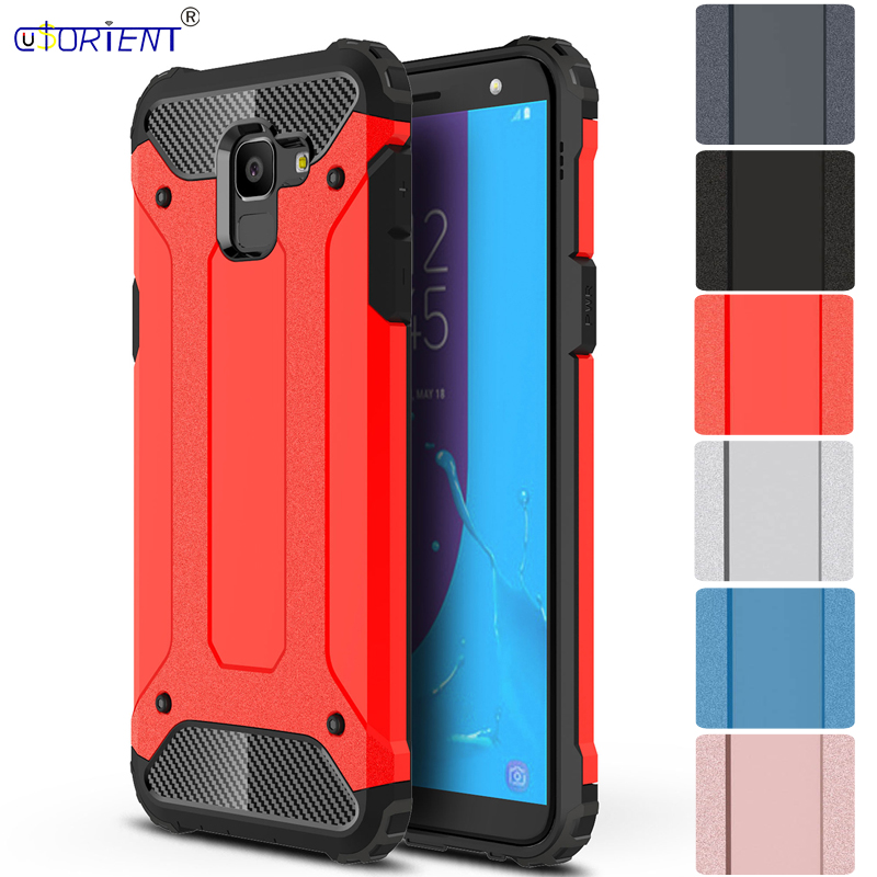 J6 2018 Case for Samsung Galaxy J600f Case Cover SM-j600F/DS SM-j600 for Samsung Galaxy J6 2018 Hybrid Armor Phone Back Cover