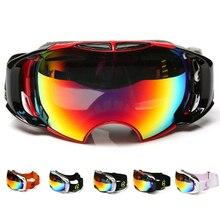 Goggles Ski Anti-fog UV400
