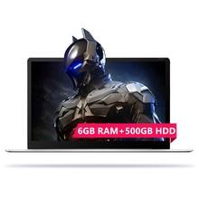 15 6inch 1920x1080P Full HD 6GB RAM 500GB HDD Intel Apollo Lake N3450 Quad Core CPU