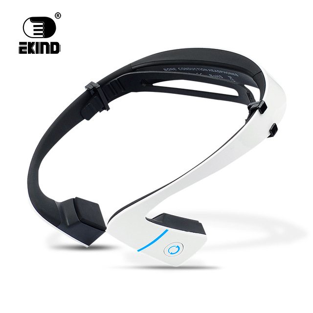 EKIND Wireless Headset Waterproof Stereo Neck-strap Headphone Bone Conduction Hands-free Smart Earphone for Bluetooth цена