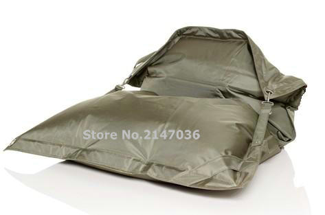 khaki color outdoor waterproof bean bag, camping beanbag sofa chair, dirt resistant sleeping chair борис кутузов русское знаменное пение купить