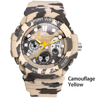 OTS watch private custom Camo wojskowych watch is especially suitable for men's different types of wearable bold